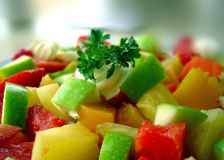 Afslanken met gezond eetpatroon