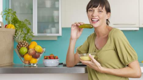 wat mag je onbeperkt eten bij afvallen