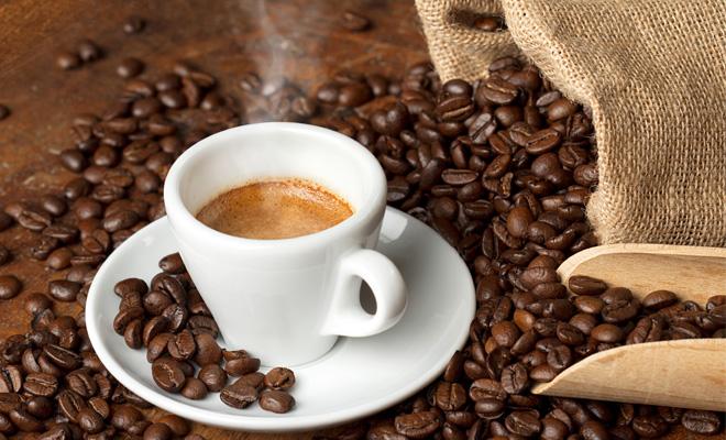 koffie goed voor afvallen