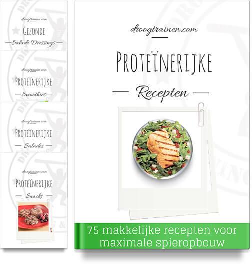 proteinerijke recepten