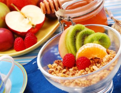 Gezond ontbijt goed voor afvallen