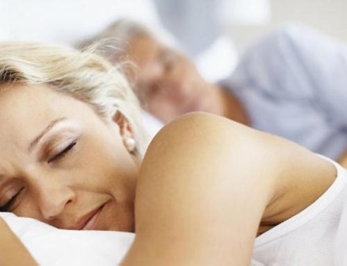 Slapen is gezond en doet je makkelijker afvallen