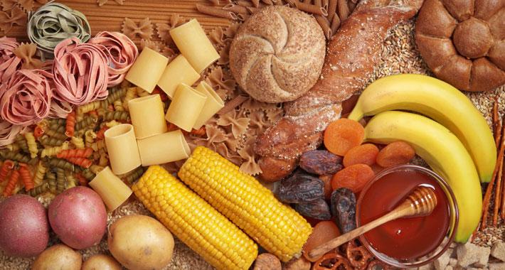 Voeding met eiwitten