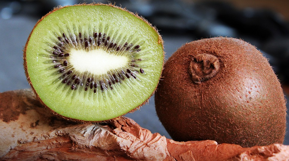 kiwi gezond afvallen
