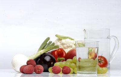 Aubergine water