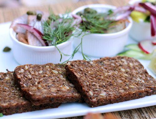 Waarom je wat meer roggebrood zou moeten eten + Recepten