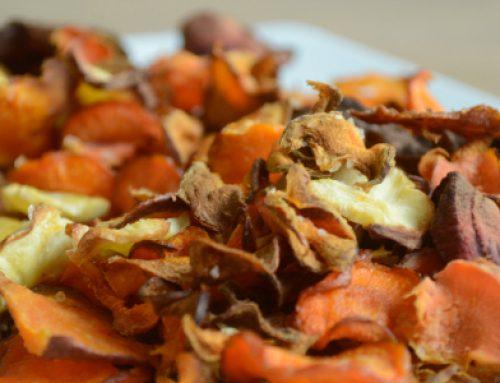 Gezonde chips bestaan maar je maakt ze best zelf + Recepten Gezonde Chips