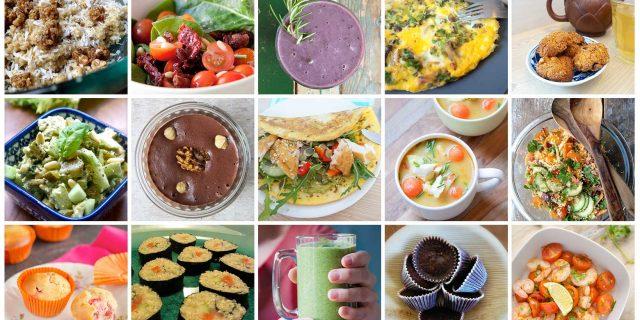 dieet geen koolhydraten recepten