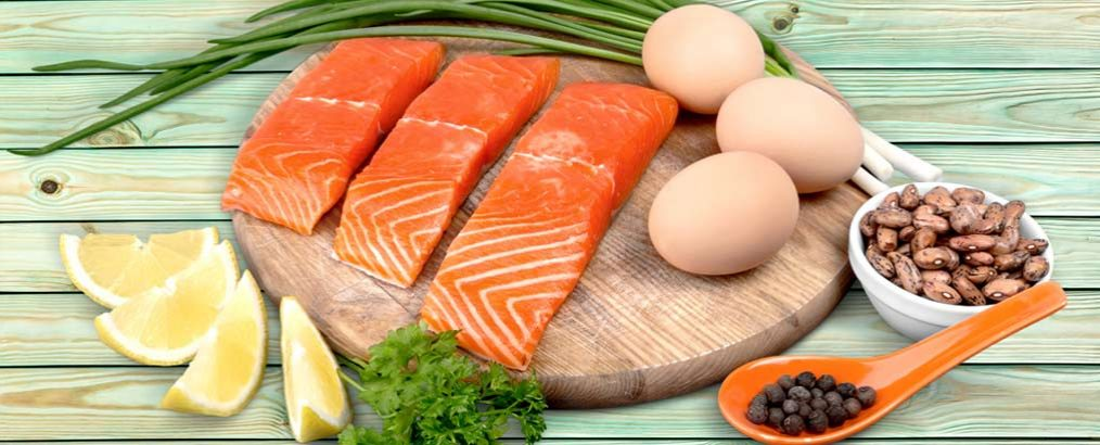afvallen eiwitten eten