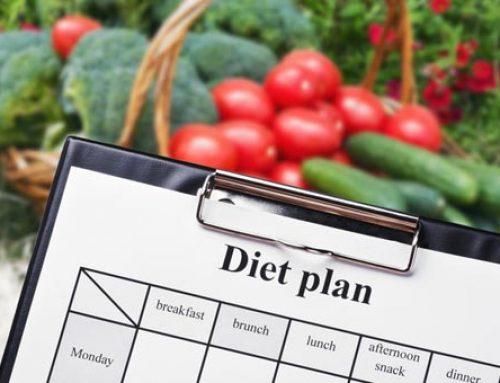 Dieet plan – Hoe maak je makkelijk je eigen dieet plan?