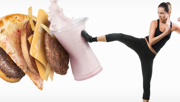 sporten afvallen dieet