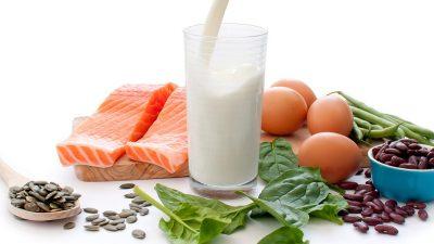 Magere eiwitten