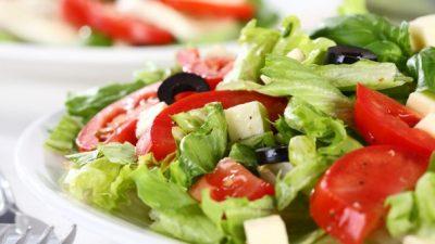 Minder eten meer bewegen
