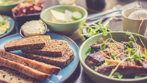 Een gezond ontbijt met veel eiwitten