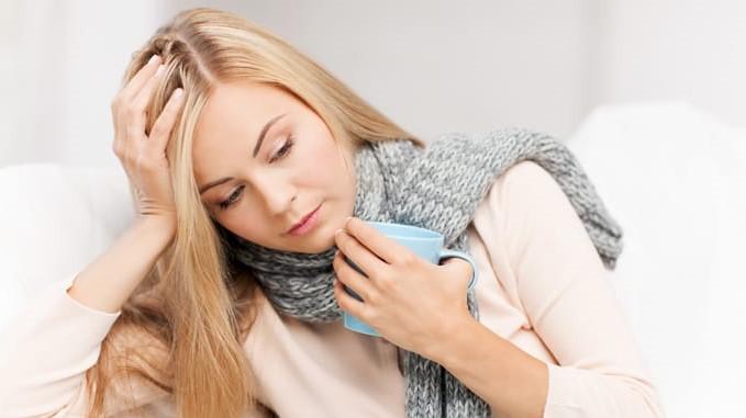 Verkoudheid of griep