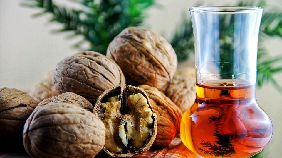 walnoten zijn gezond