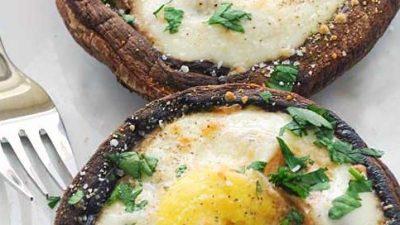 Koolhydraatarm gezond ontbijt