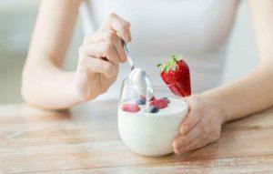 IJslandse yoghurt