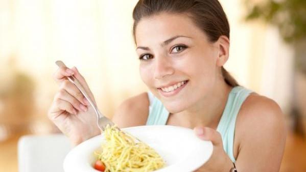 Koolhydraatrijke voeding