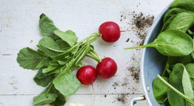 Natuurlijke voedingsmiddelen