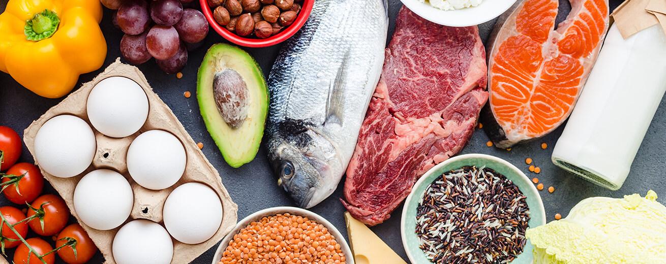 Hoeveel eiwitten eten