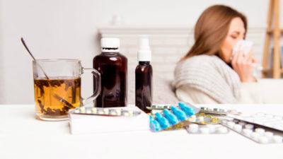 Symptomen griep