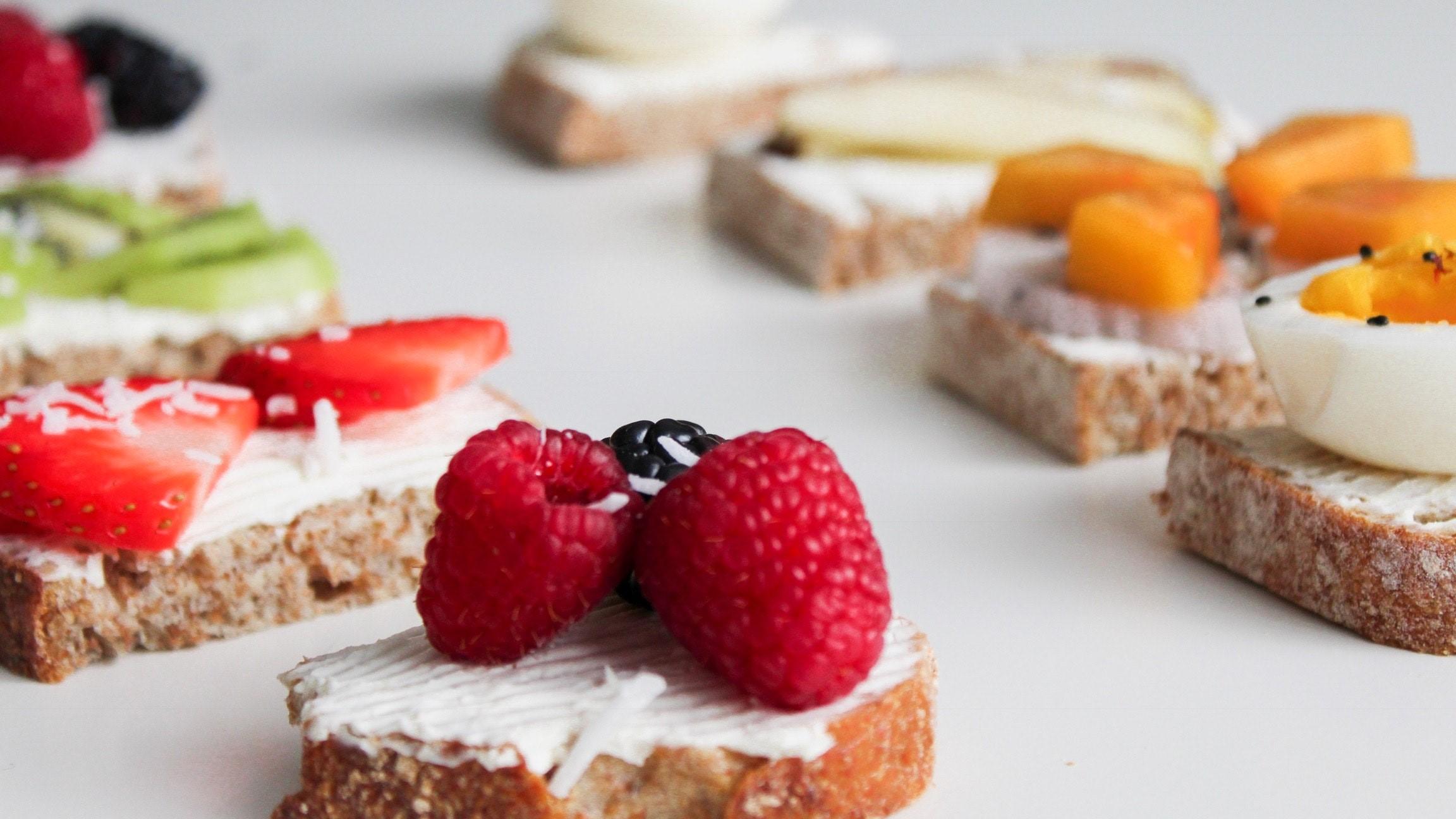 Voeding voor constante bloedsuikerspiegel
