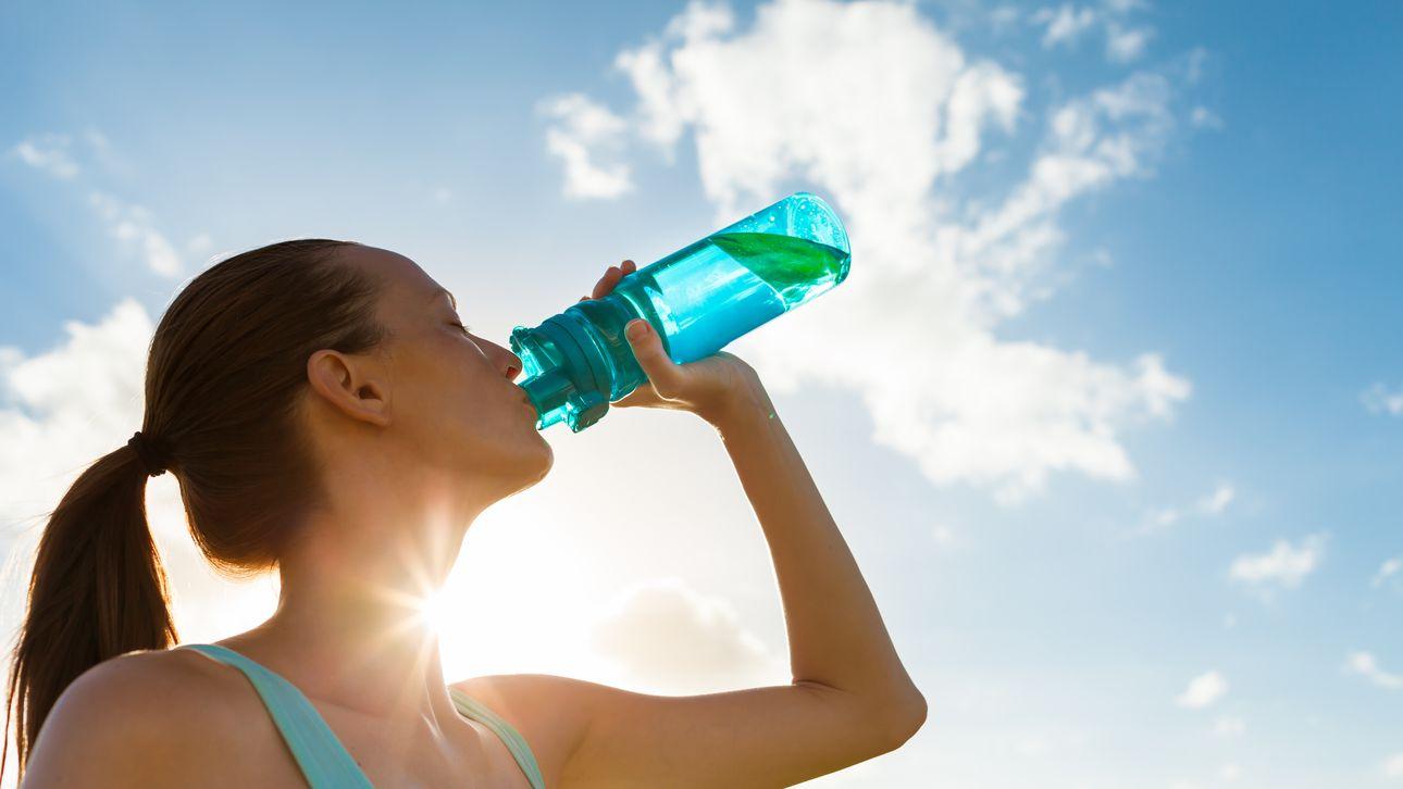 Hoeveel water drinken