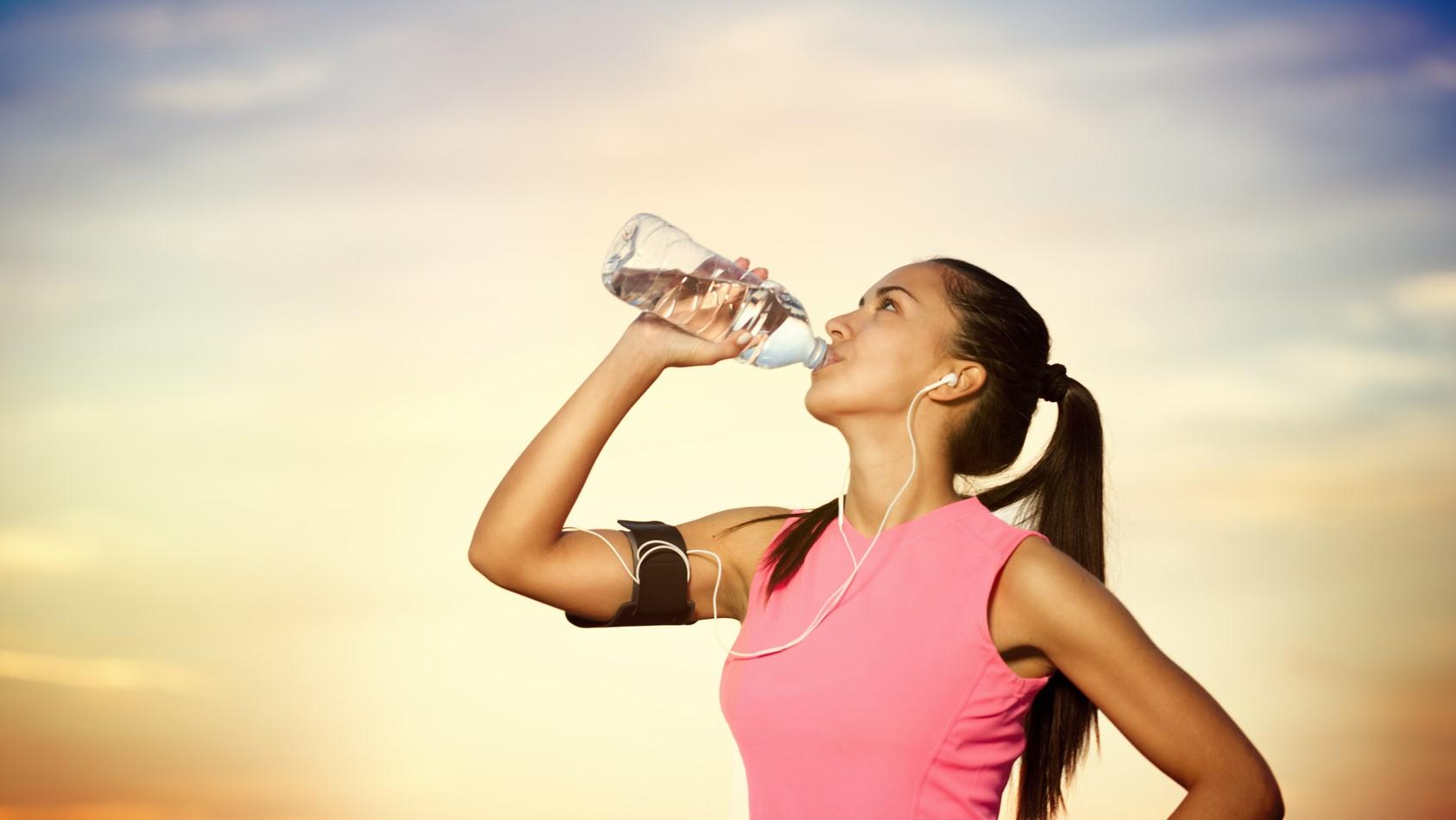 Gezonde dranken als mogelijk alternatief voor water