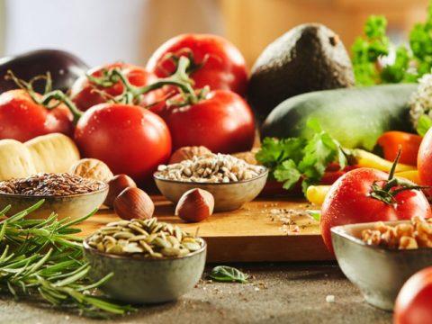 Gezond eten tegen corona