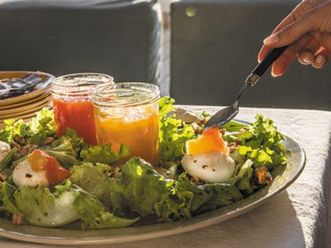 Licht verteerbaar eten
