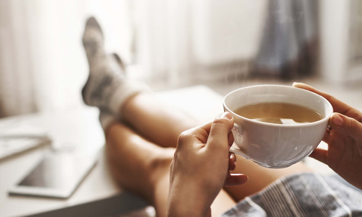 Gezond ontspannen tegen stress
