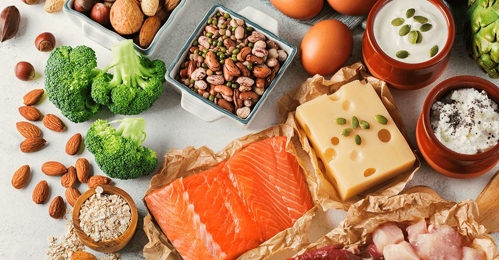 Eiwitten in je voeding